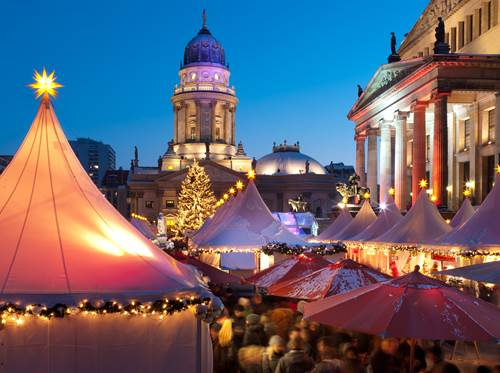 Christmas Markets of Austria