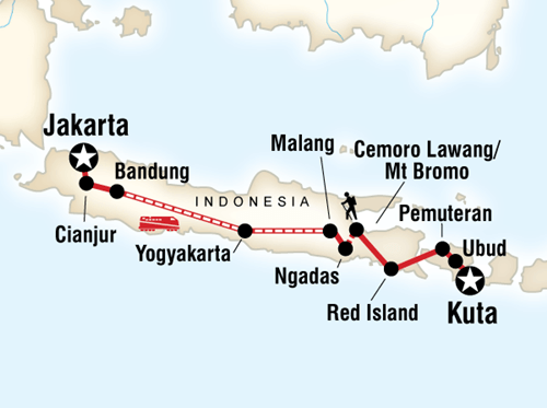 Indonesia on a Shoestring