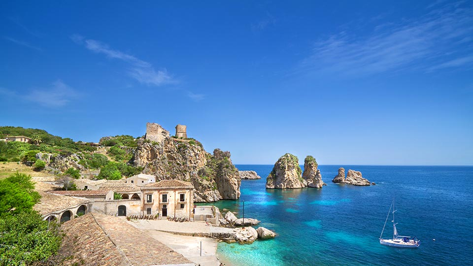 Spain, Malta & Greek Islands