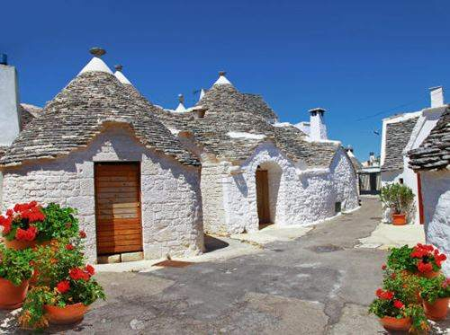Highlights of Puglia Tour