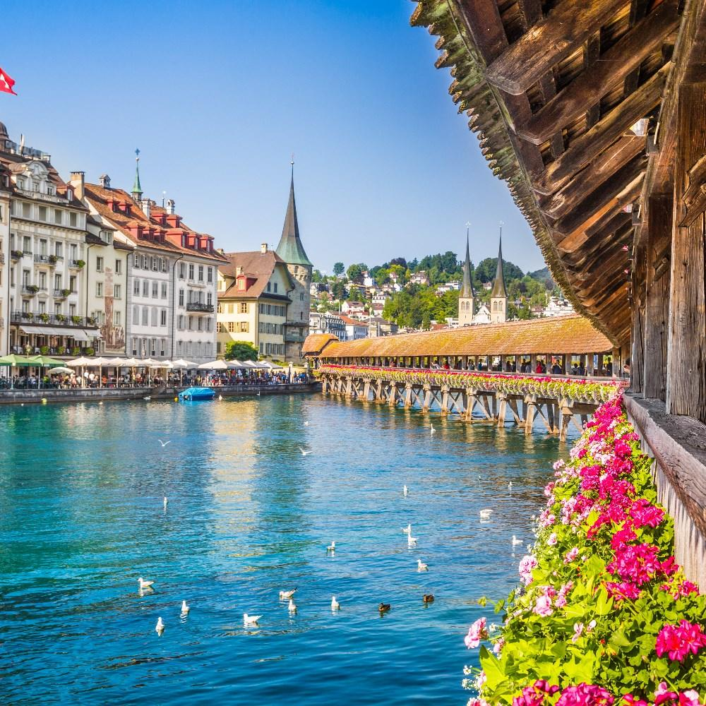 Rhine Cruise to Switzerland