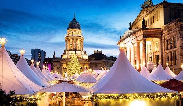 Berlin Christmas Market.Christmas Markets 2019 Christmas City Breaks Save Money